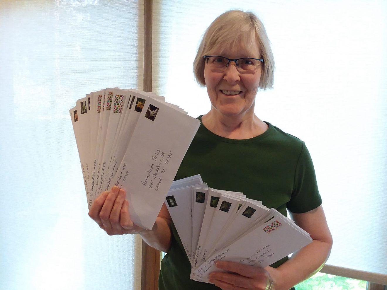 Vote Forward Jane Mathewson