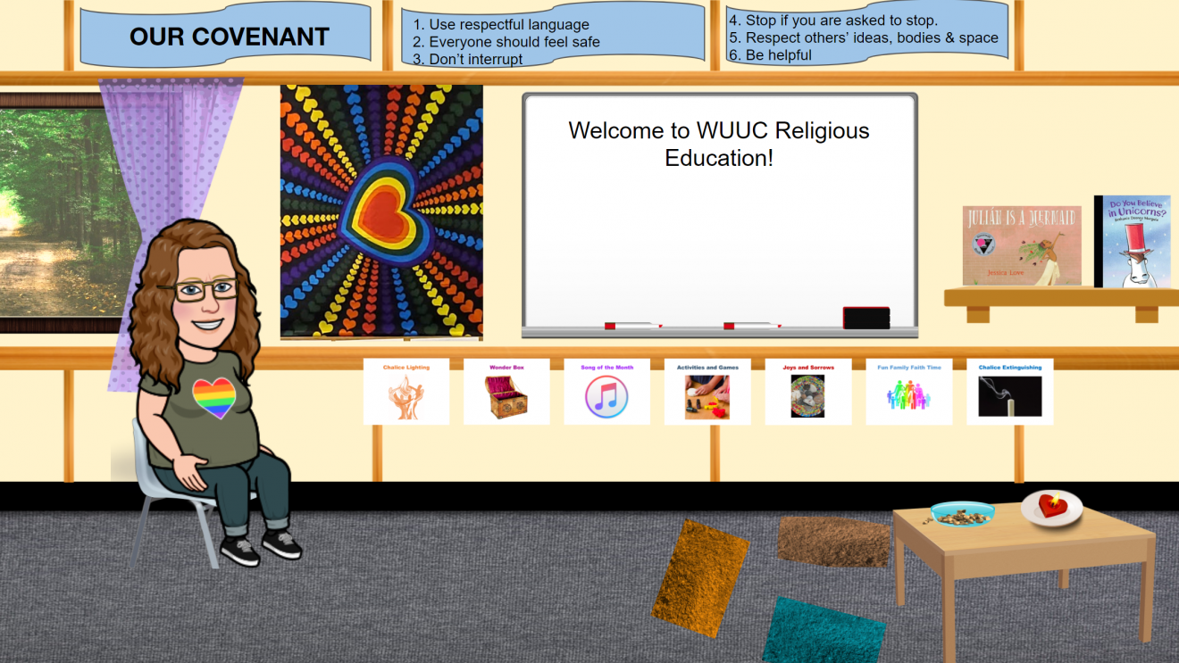 Religious Education 2020: It Takes a Village (and a Zoom account)