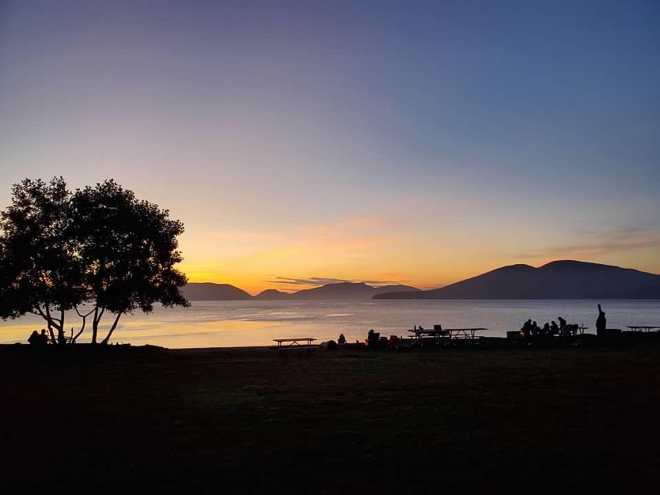 Anacortes Sunset (002)by John Hilke