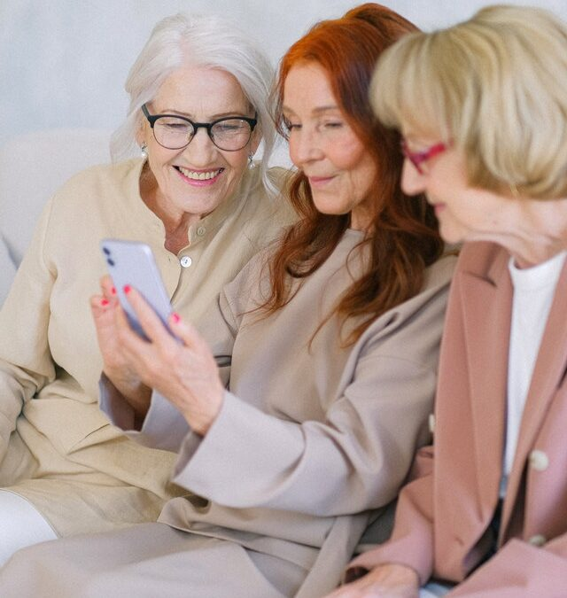 Retired Women: Hiatus Followed by Hybrid Meetings